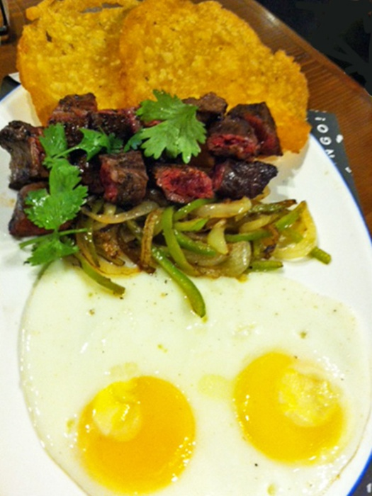 Steak & Eggs Breakfast